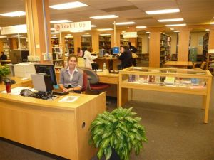 Reference Desk Relocation