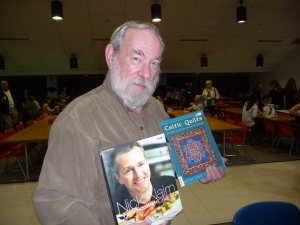 Tom Slattery, Celtic Collection at the BCCC Library