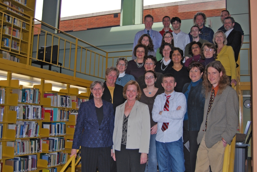 BCCC Library Staff