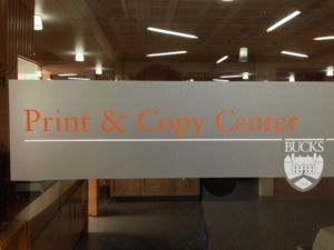 Print and Copy Center